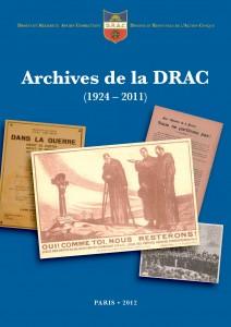 Archives DRAC