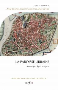 Couverture_Bonzon_LA PAROISSE URBAINE_R-001